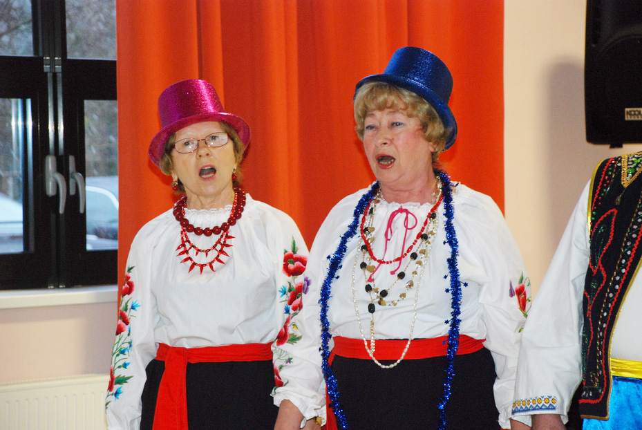 11 января в пярнуском Центре пожилых людей прошел праздник Рождества, организованный коллективом