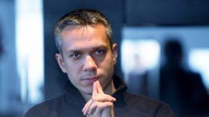 Андрей Коробейник (фото Арно Саар)