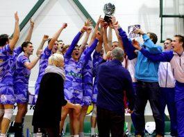Пярнуские волейболисты получат от города 5000 евро