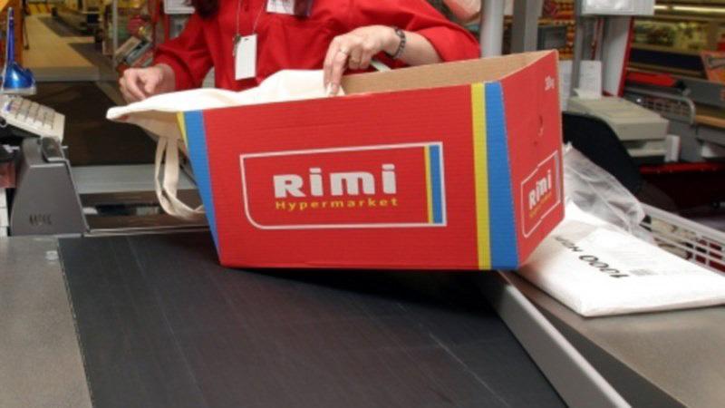 Магазинам Rimi в том числе и пярнуским угрожали взрывом