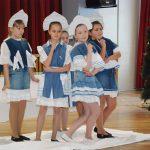 Ателье «Шанс» пярнуской школы Таммсааре представило новую коллекцию