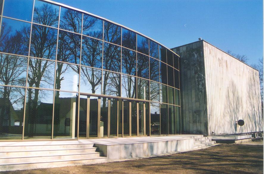 В музее современного искусства Пярну состоится творческий вечер трех профессоров