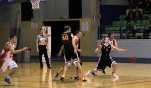 Пярнуские баскетболисты поднялись на четвертое место в таблице