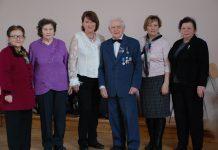 Основателя общества пушкинистов Хенно Сеппа поздравляли с 95-летием