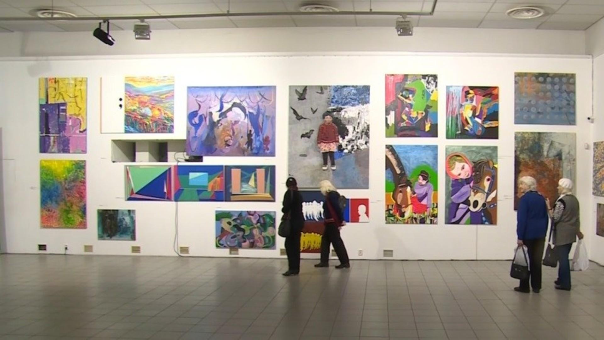 В Пярну открылась выставка Союза художников Эстонии