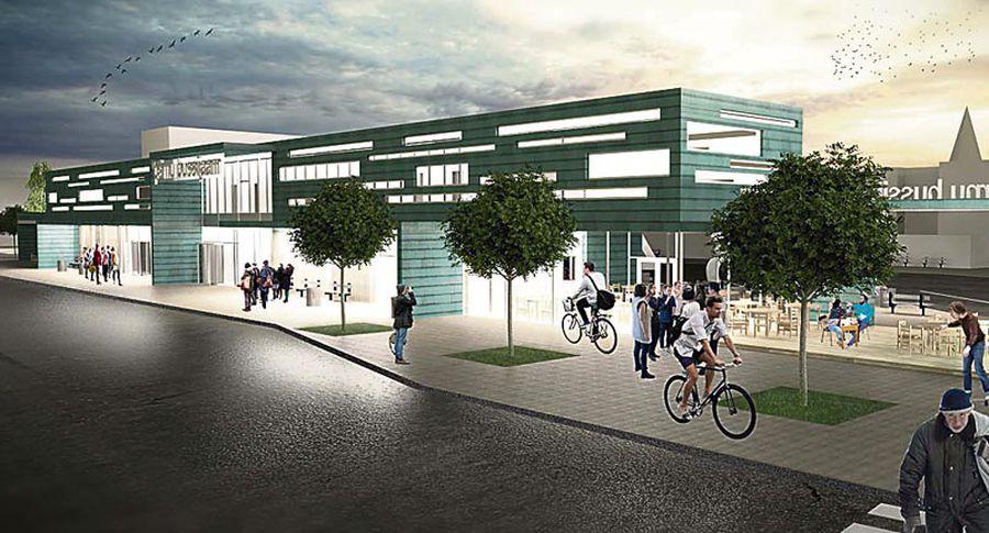 В Пярну к 100-летию ЭР построят новый автовокзал