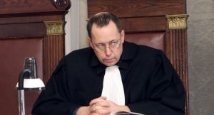 Попавшийся пьяным за рулем судья Рейн Покк покинет свой пост