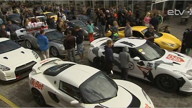 На чемпионате Северных стран по автоспорту в Пярну будет побит рекорд по количеству участников