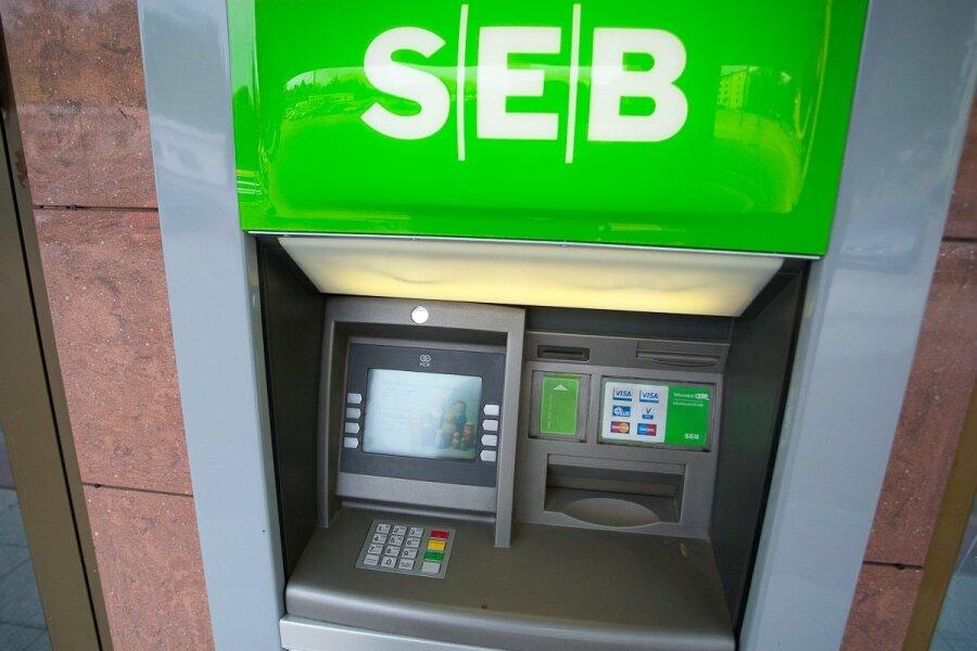 Автомат выдачи наличных денег. Фото: Andres Putting