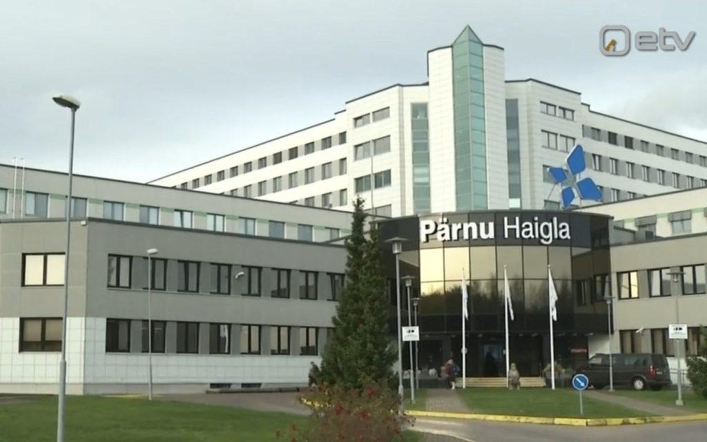 Пярнуская больница. Автор: ERR