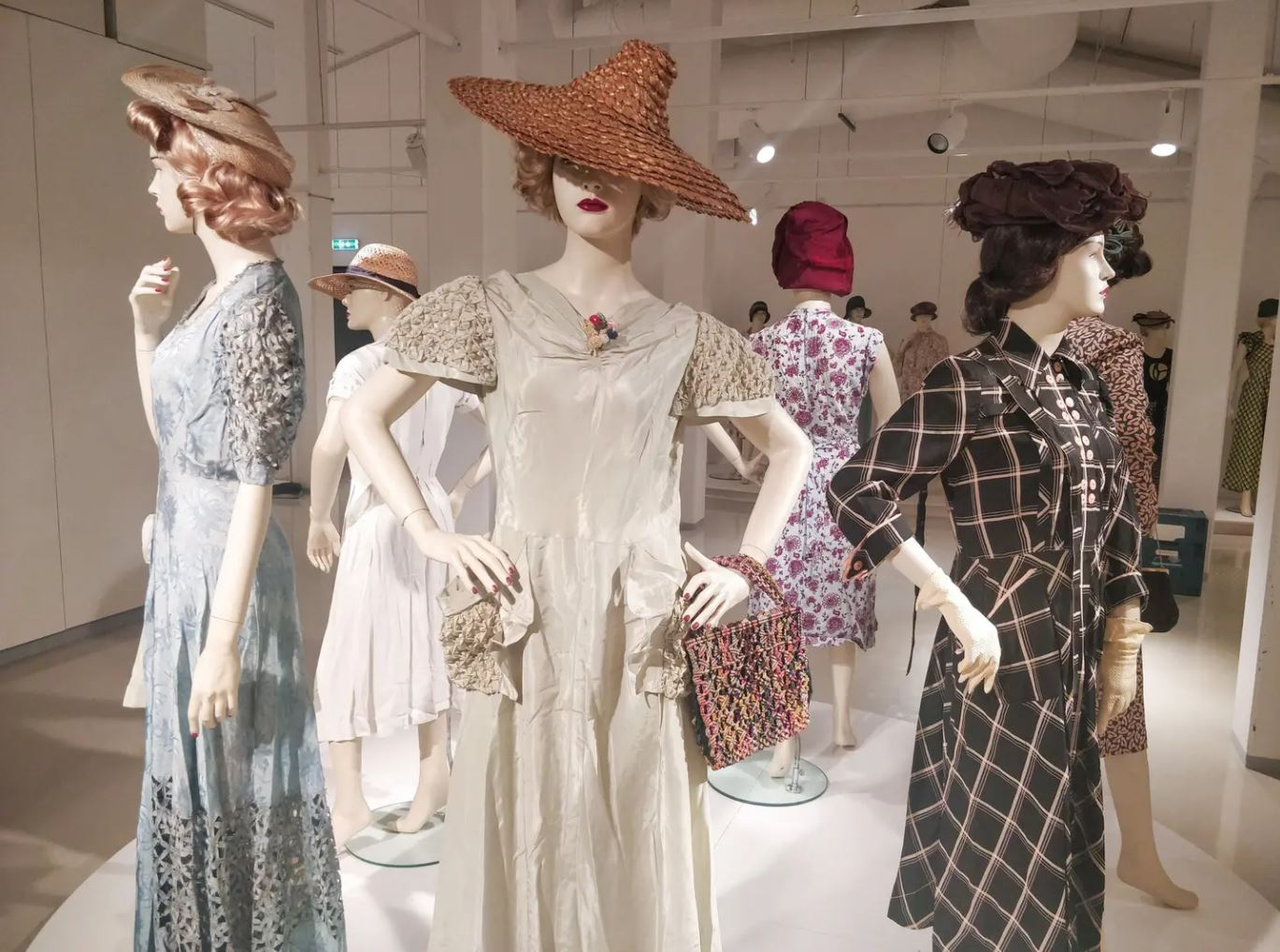 Пярну, выставка моды